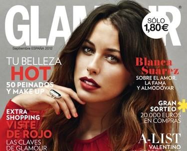 Blanca Suárez y Salma Hayek cubriendo (y bien cubiertas) las portadas de los números de septiembre