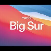 Apple lanzará este jueves Big Sur, la nueva versión de su sistema operativo macOS