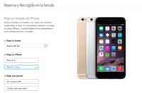 Apple abre en España el servicio de reserva y recogida en tienda para los nuevos iPhone 6