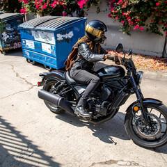 Foto 9 de 31 de la galería honda-cmx1100-rebel-2021 en Motorpasion Moto