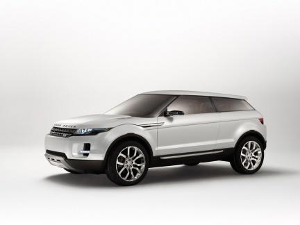 Ahora sí, el Land Rover LRX Concept