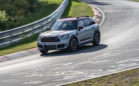 MINI Countryman JCW 2021: El toque deportivo que todo auto necesita