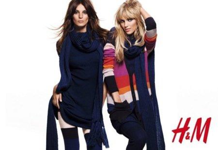 HM para el Otoño-Invierno 2010/2011: rayas color