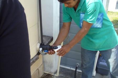 Así es como en Campeche están potabilizando agua con energía solar