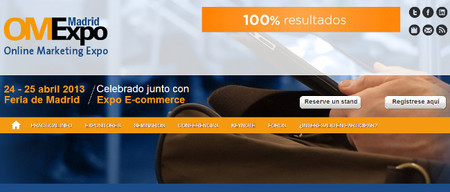 Hoy comienza OMExpo y EXPO E-commerce 2013, la feria referencia del comercio online