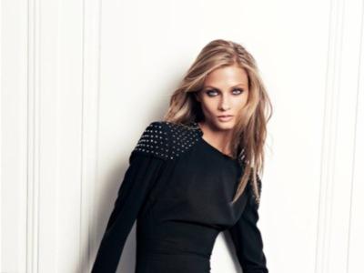 Tendencias low cost invierno 2012: házte con un vestido de manga larga