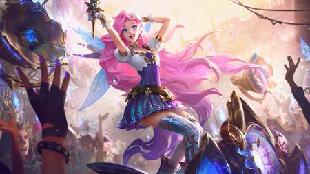 Seraphine, una poderosa maga que derrotará a sus rivales con su canto, será la próxima campeona de League of Legends