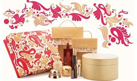 Pack de belleza Shiseido para Navidad