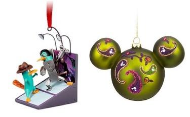 Decorar el árbol de Navidad con personajes de Disney