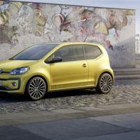 VW prepara Up! GTI para competir contra el Abarth 500