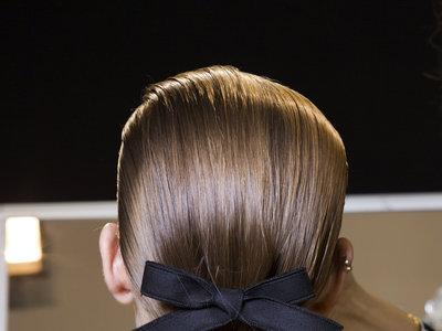 Los mejores peinados de pasarela para estas fiestas