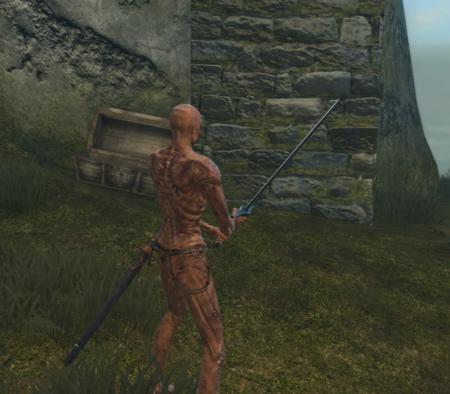 Huesos Regreso guía no-hit Dark Souls