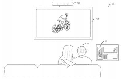 Un patente de Microsoft apunta al uso de logros para cuando estemos viendo el televisor