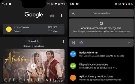 Así es el modo oscuro de Android Q y así puedes activarlo sin necesidad de ADB