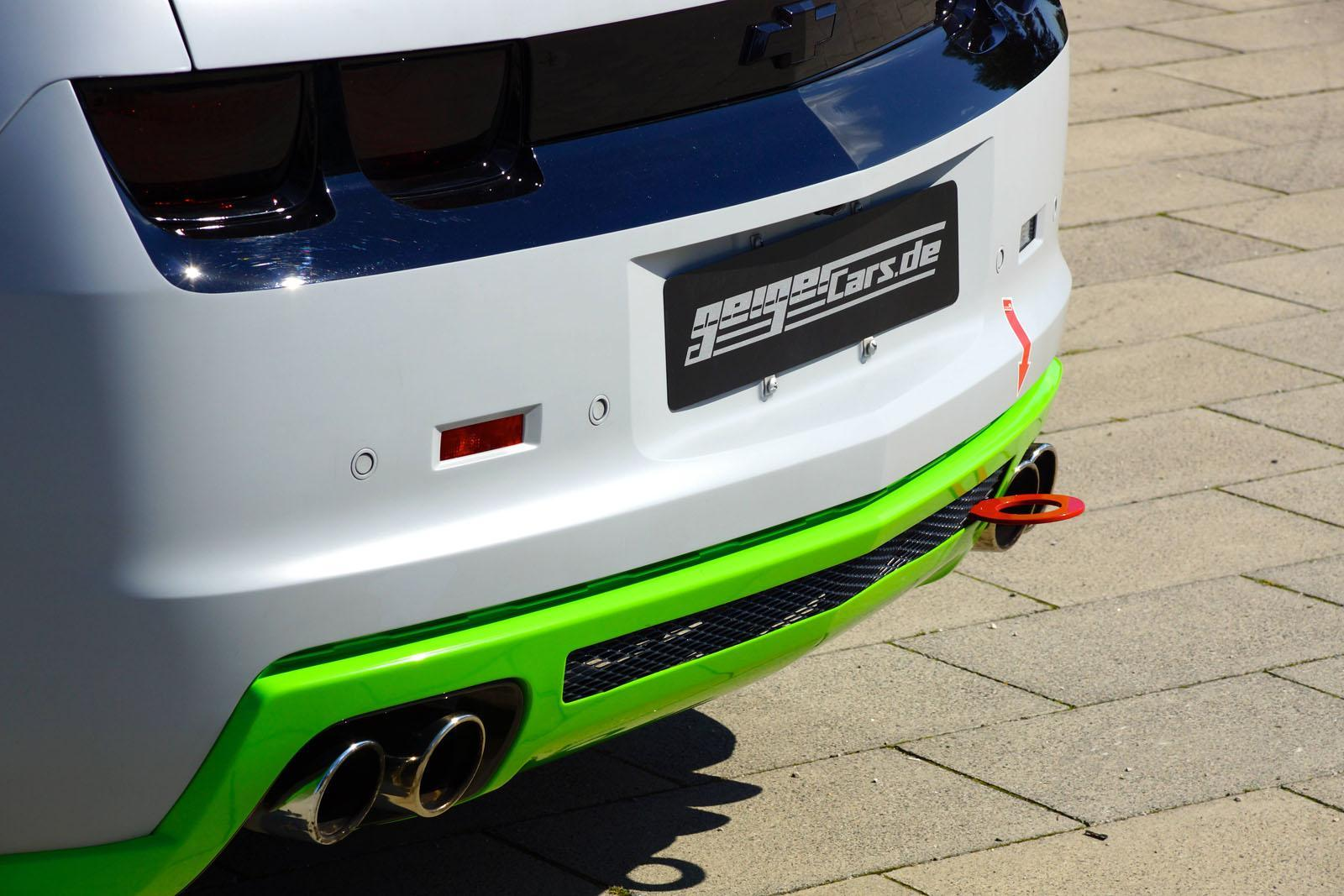 Foto de Geigercars Chevrolet Camaro LS9 (15/18)