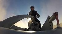 La moto voladora de Star Wars ¡Funciona!