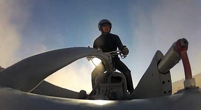 Moto Volarora Star Wars