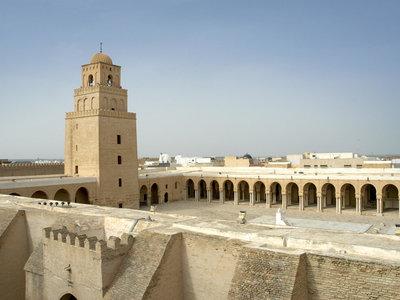 Kairuán, la ciudad de las trescientas mezquitas
