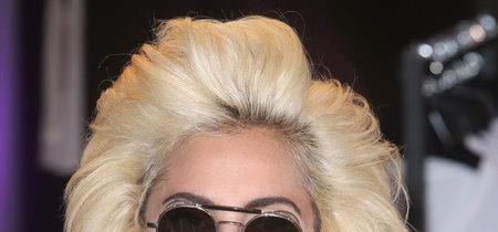 """Lady Gaga se pasa al """"blorange"""" o lo que es lo mismo, al rubio anaranjado"""