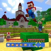 Minecraft y SuperMario unidos en un juego: éste es el trailer de la actualización gratuita para Wii U