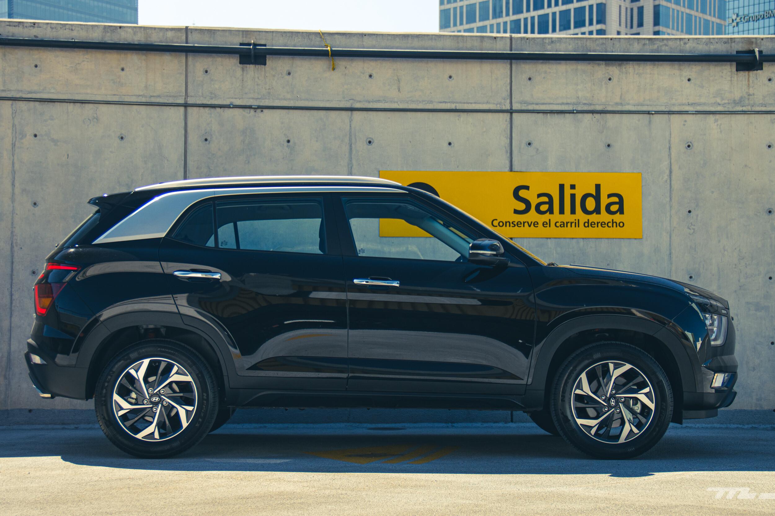 Foto de Hyundai Creta Limited Turbo: prueba de manejo en México (15/43)