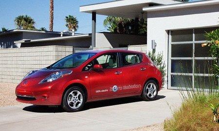 El Nissan Leaf incorporará un calentador para baterías