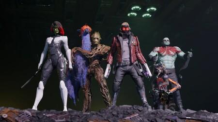 El grupo más rocambolesco de todo el universo: Guardianes de la Galaxia es la increíble aventura en solitario que debutará en octubre [E3 2021]