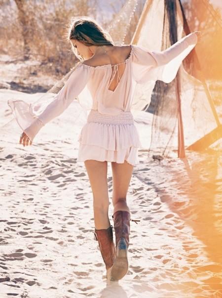 ¿Para qué más modelos? Alessandra Ambrosio es la mejor imagen para su propia firma de ropa