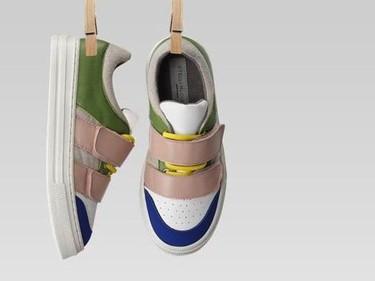 Zapatillas by Stella McCartney para los peques