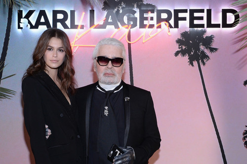 Las 27 musas de Karl Lagerfeld: desde las más dulces hasta las más rebeldes ellas han sido las mujeres de su vida
