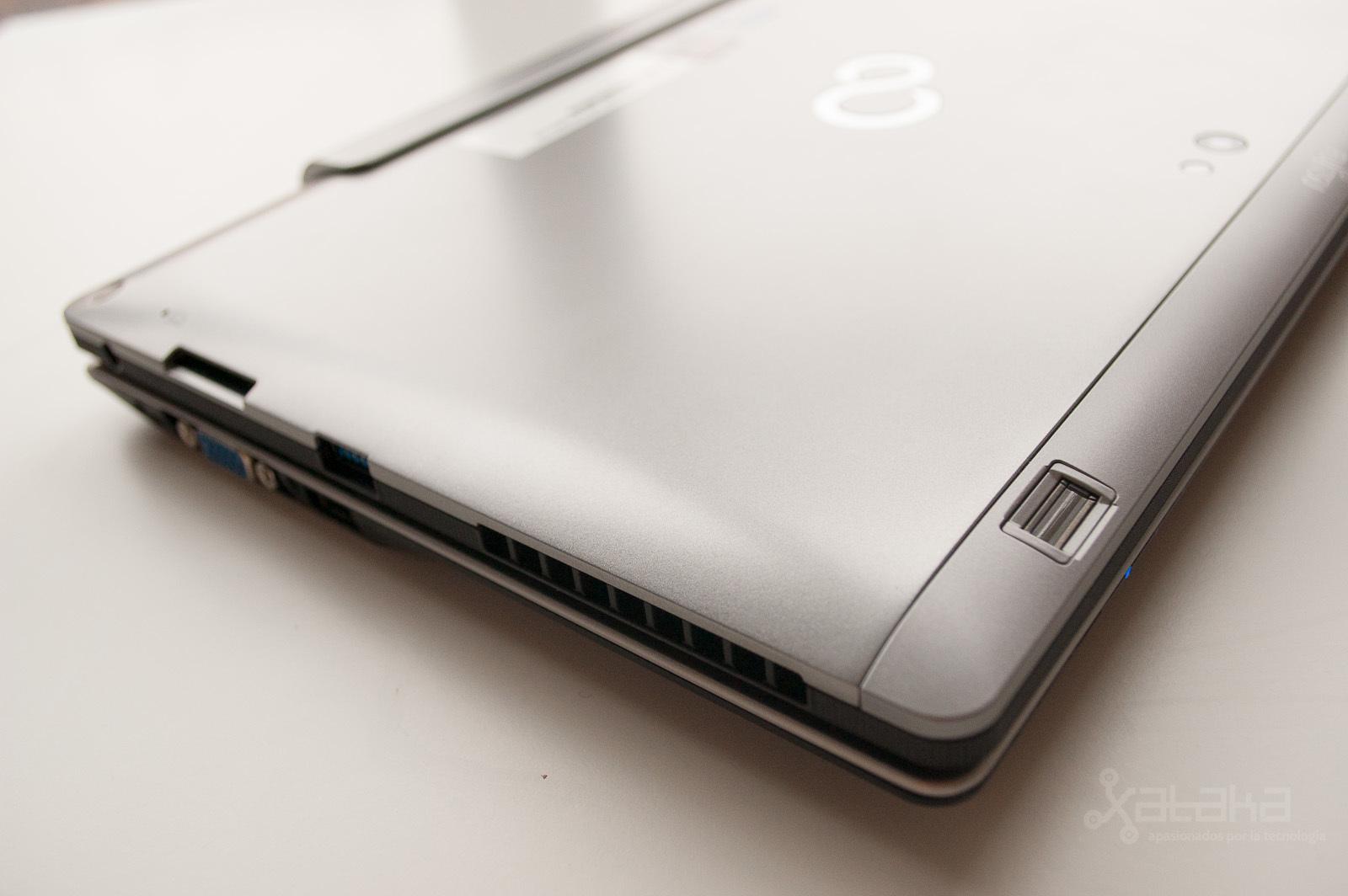 Fujitsu Stylistic Q702, análisis