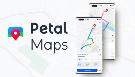 Huawei lleva la predicción del tiempo a Petal Maps y añade tarjetas de viaje a lo Google Maps