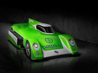 Panoz y Green4U anuncian el GT-EV: 100% eléctrico y decidido a revolucionar las 24 Horas de Le Mans