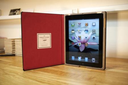 funda moleskine francesa iPad