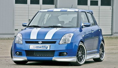 Suzuki Swift Mattig