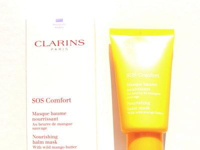 Adiós piel seca con la mascarilla SOS Confort de Clarins: la probamos