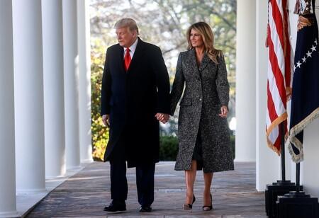 Melania Trump Jill Biden Looks 03