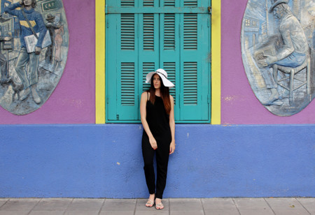 Black Jumpsuit Zara Travel Blog Bunos Aires Uktravelblogger Fashionblog Londonblogger Argentinatravelblog 1