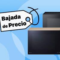 Súper descuento: el microondas LG Grill Smart Inverter ahora disponible desde 112 euros en Amazon