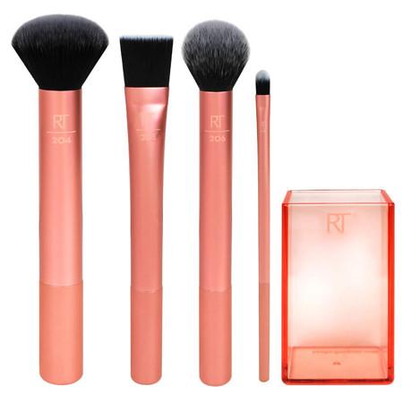 Set De Brochas De Maquillaje Realtechniques