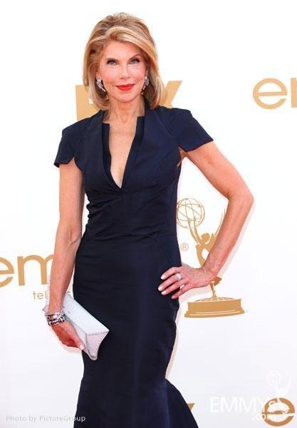 Christine Baranski Emmy 2011