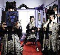 La vida en malva. Campaña Otoño-Invierno 2011/2012 de Anna Sui