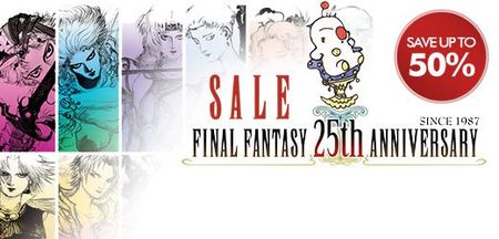 Semana temática de 'Final Fantasy' en Playstation Network