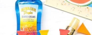 7 perfumes para que tu piel huela siempre a crema solar y a playa en verano