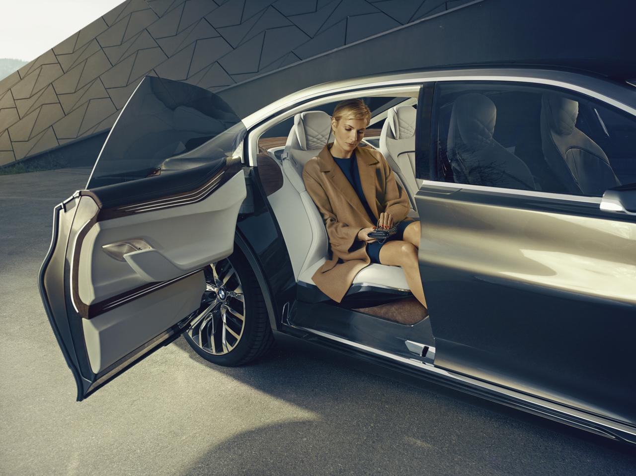 Foto de BMW Vision Future Luxury (19/42)