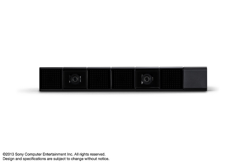 Foto de DualShock 4 y PlayStation Eye (9/14)