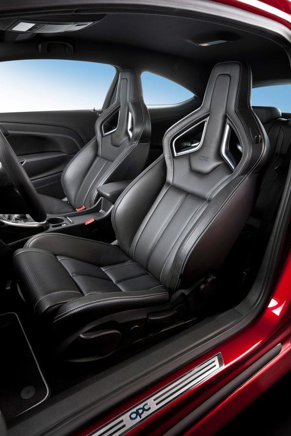 Foto de Opel Astra OPC (34/46)