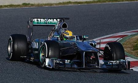 ¿Es Nico Rosberg o es Lewis Hamilton?