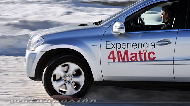 Experiencia 4Matic en Andorra