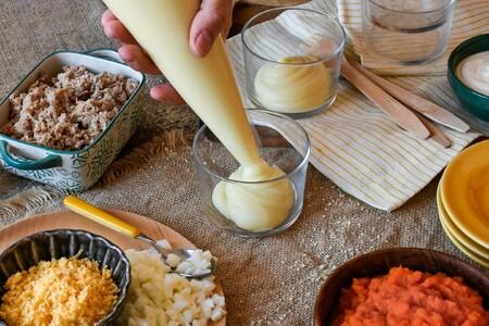 Ensalada Mimosa Paso